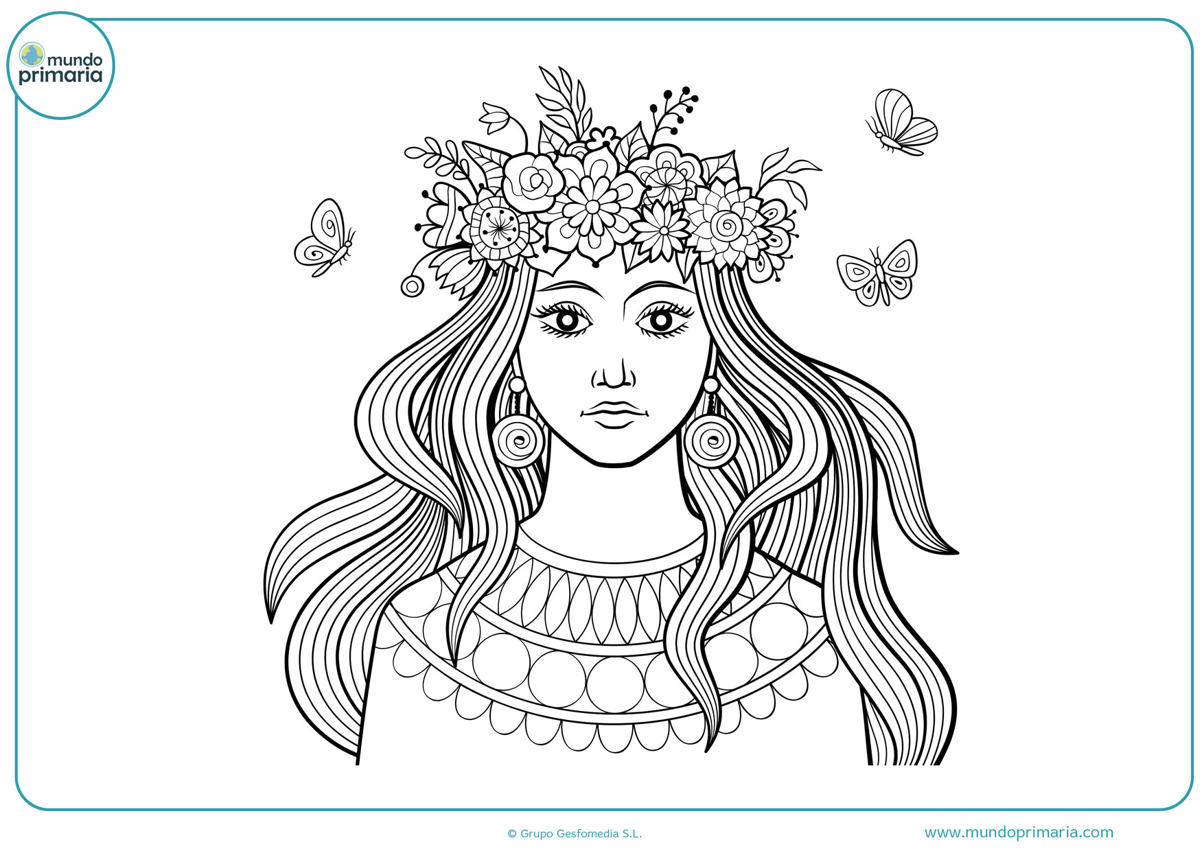 dibujos de personas para colorear e imprimir