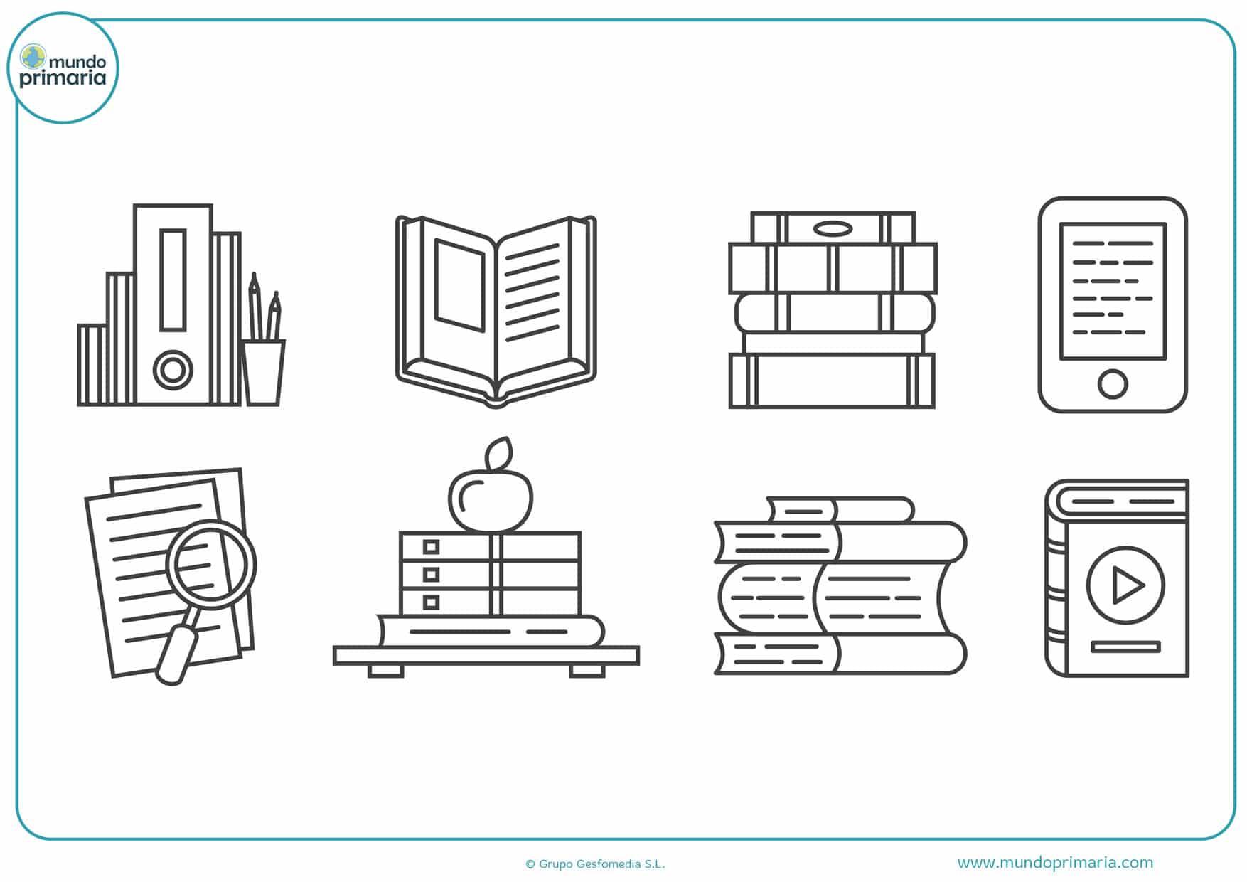 libros de dibujos para colorear pdf