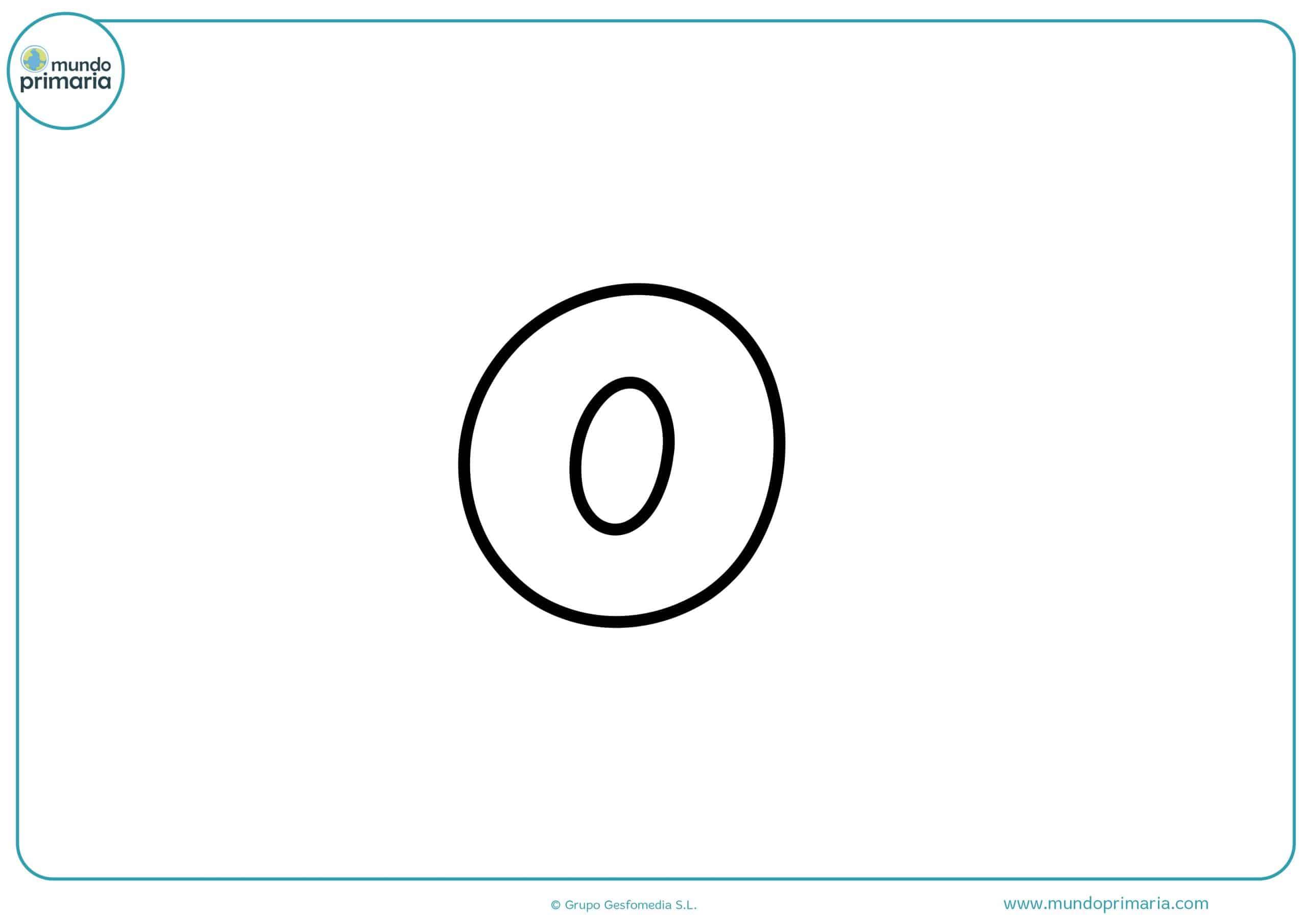 dibujos de letras o minúsculas para colorear