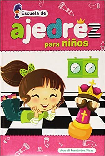 Escuela de ajedrez para niños de Araceli Fernández Vivas