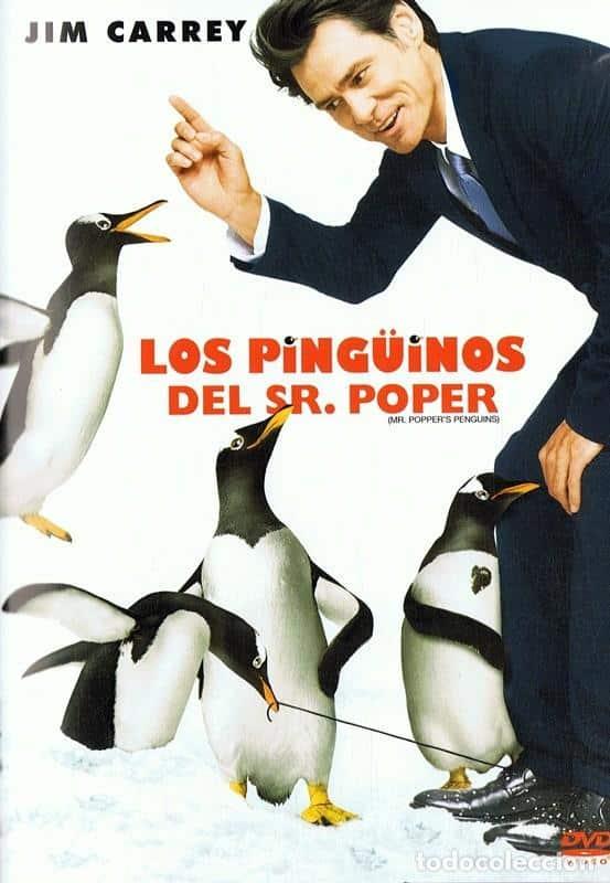 LOS PINGÜINOS DEL SEÑOR POPPER