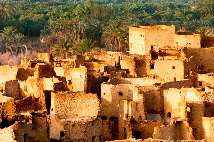 Casas de Egipto