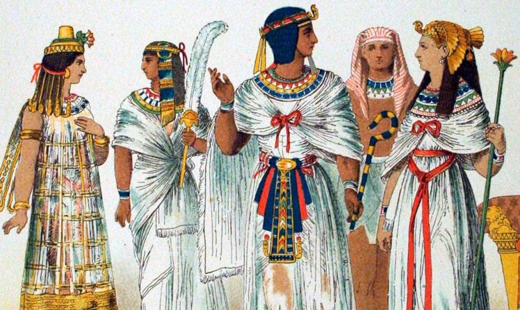 Clase alta Egipto