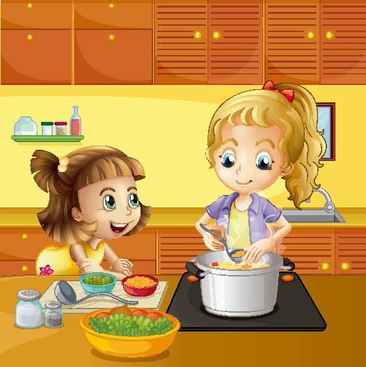 Cenas niños
