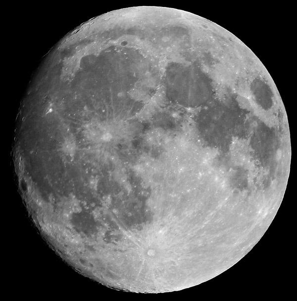 satelites Luna