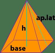 Cuerpos geométricos para imprimir