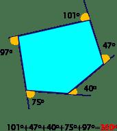 Propiedades polígonos