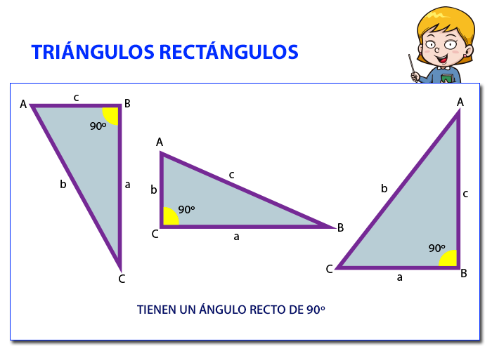 Triangulos rectangulos