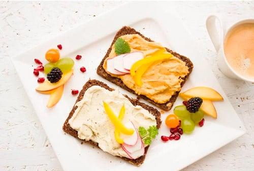desayuno en casa mama