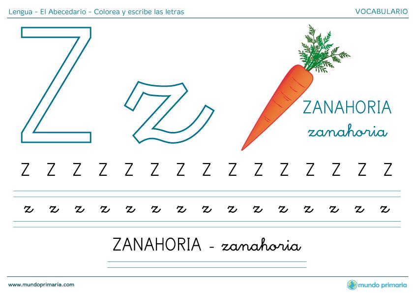 Cómo ayudar niño aprender abecedario