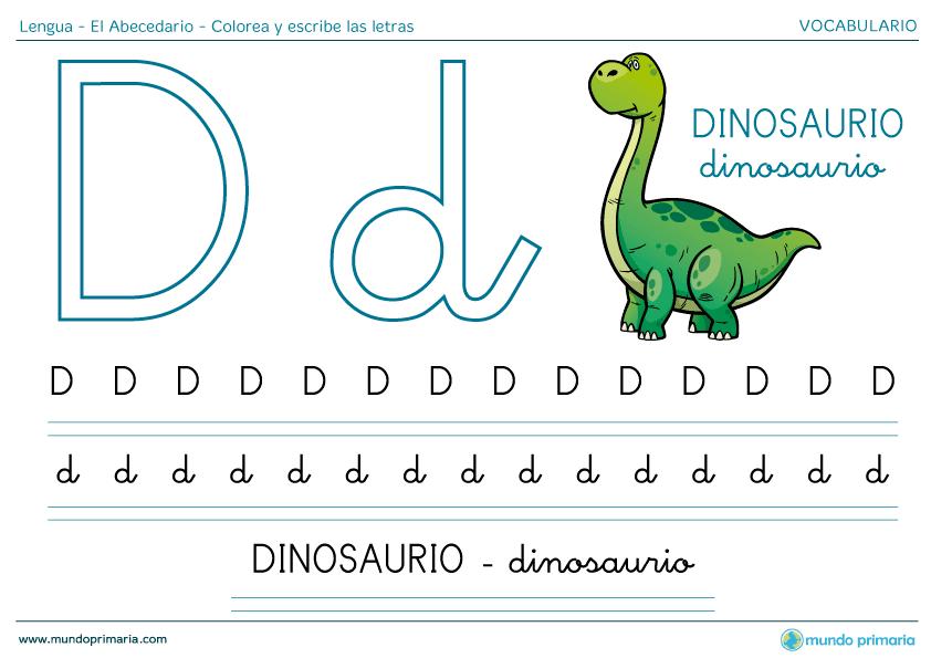 Cuáles son las letras del alfabeto
