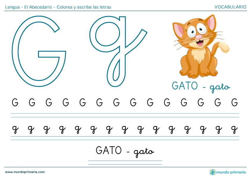cuales son las letras del abecedario