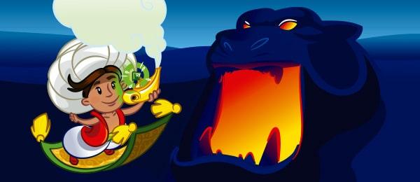 Aladino Y La Lámpara Maravillosa Mundo Primaria