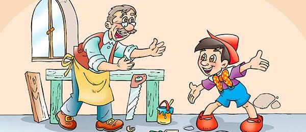 Pinocho El Cuento Original Completo Adaptado Para Niños