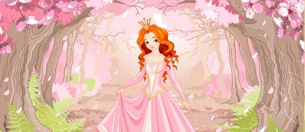 Cuento Princesa Jazmin