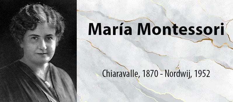 Maria Montessori Metodo