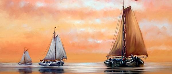 Barco Vela