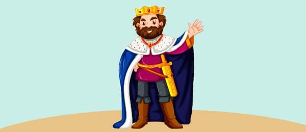 Cuento Rey Confiado