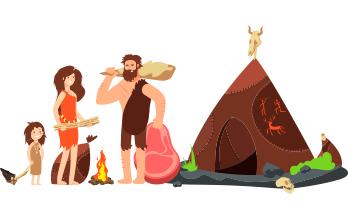 Prehistoria Ninos Mini