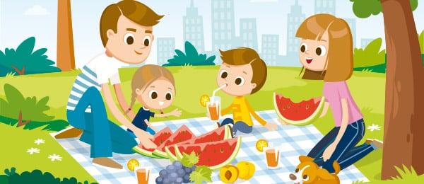 Comer Fruta Genial