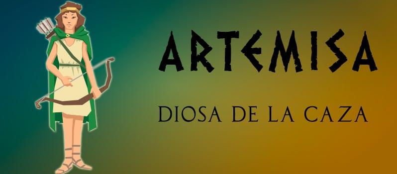 Dioses Griegos Artemisa