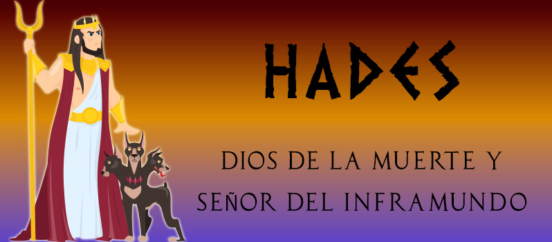 Dioses Griegos Hades