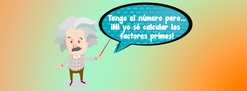 Factores Primos