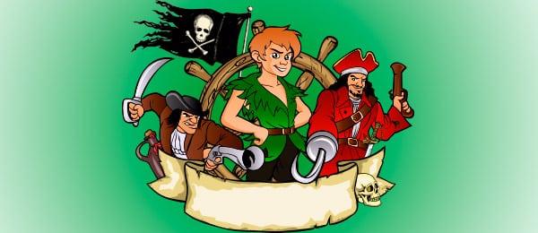 J M Barrie Peter Pan