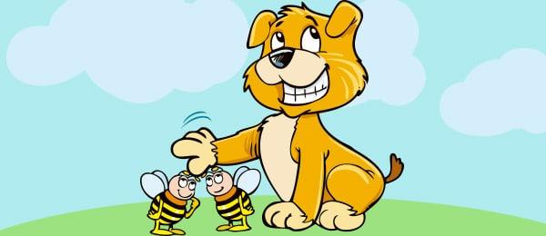 Cancion Bee Pup