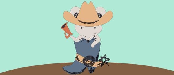 Cancion El Raton Vaquero