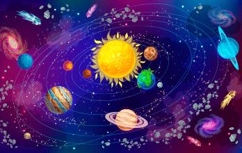 Sistema Solar Mini