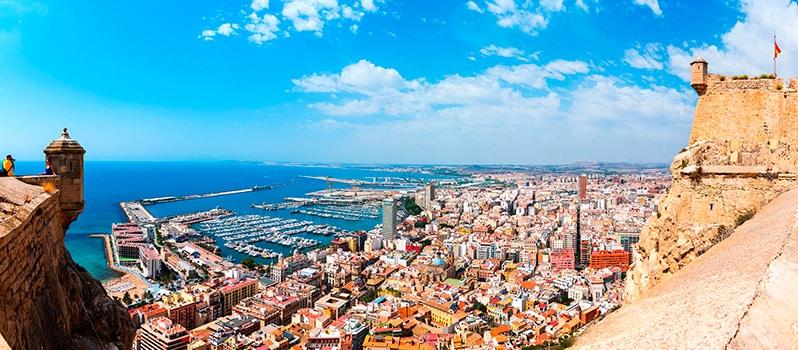 Viajar Ninos Alicante