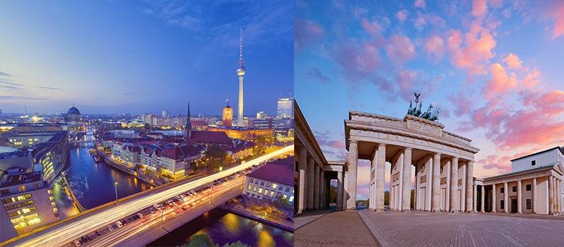 Viajar Ninos Berlin