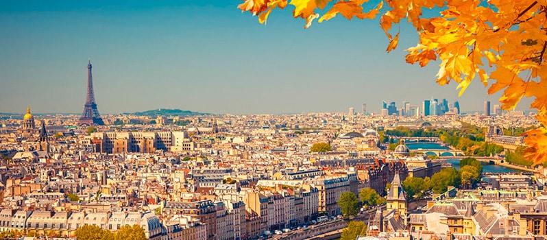 Viajar Ninos Paris