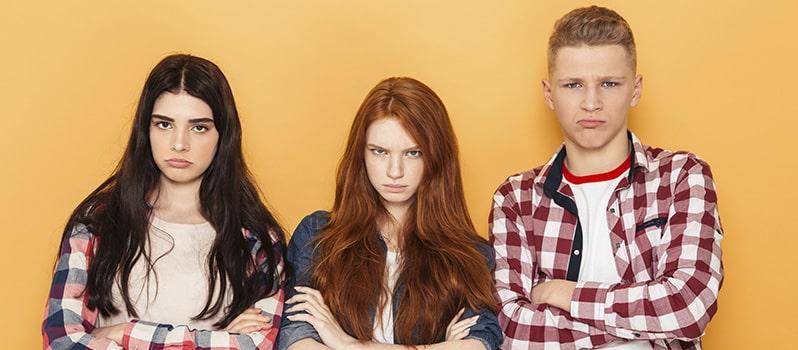 Conflictos Adolescentes