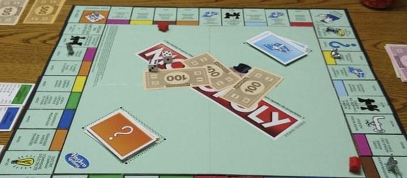 Juegos De Mesa Monopoly