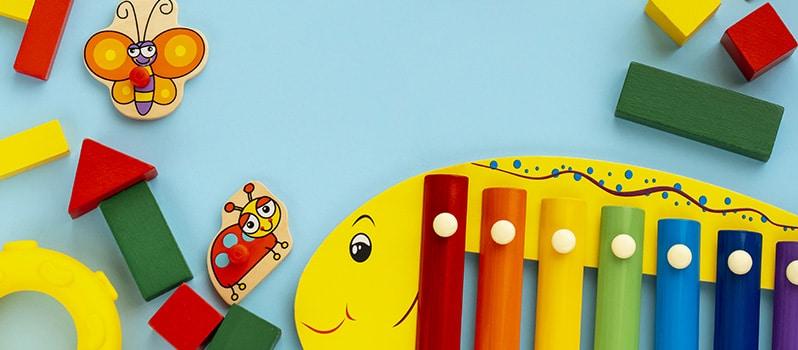 Juguetes Educativos Infancia