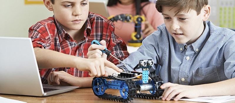 Ninos Kits Robotica Juego