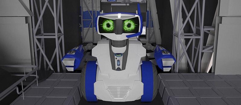 Robótica Para Niños Cyber Talk Robot