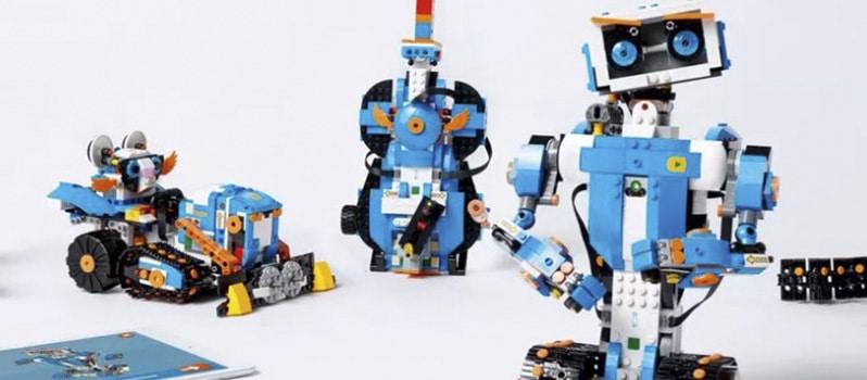 Robótica Para Niños Lego Boost