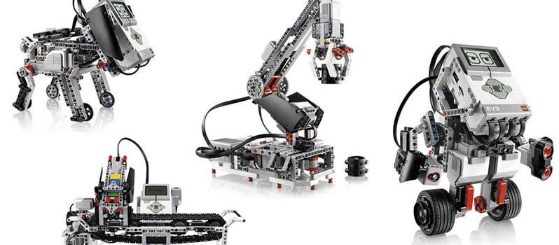 Robótica Para Niños Lego Mindstorms