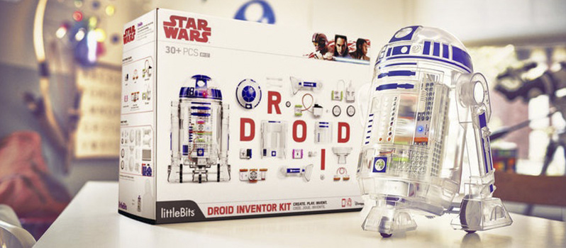 Robótica Para Niños Star Wars Droid