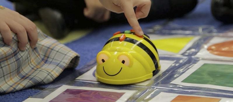Robótica Para Niños Bee Bot