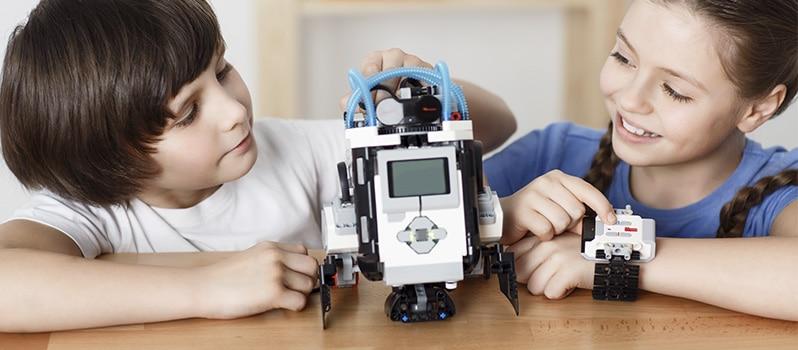 Robótica Para Niños Juegos