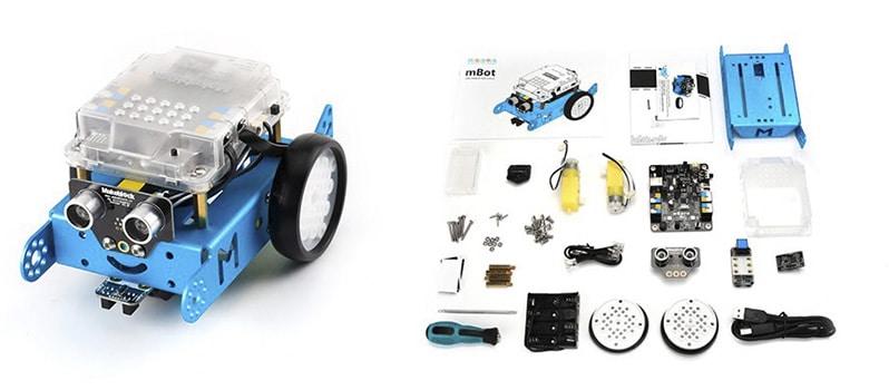 Robótica Para Niños Mbot