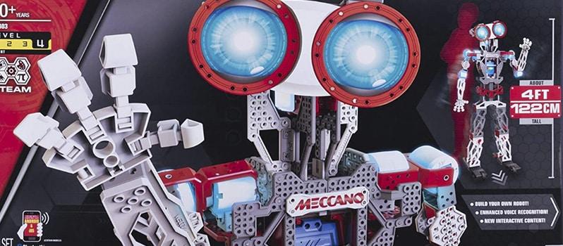Robótica Para Niños Meccano Tech Meccanoid Xl