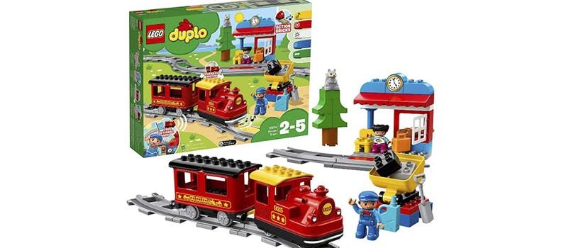 Robótica Para Niños Tren Duplo