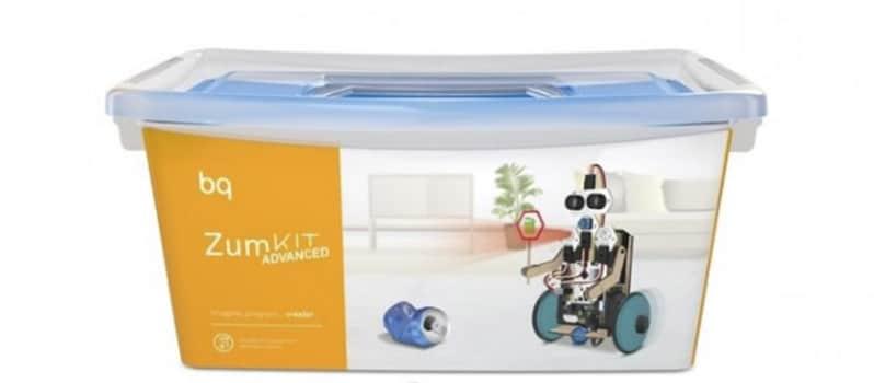 Robótica Para Niños Zum Kit Advanced