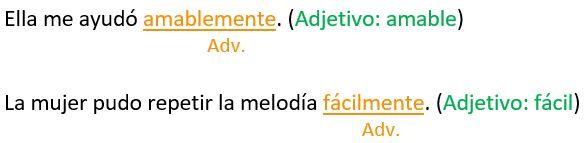 Adverbios Para Primara