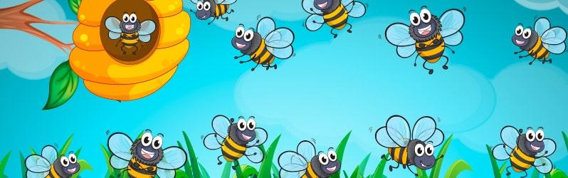 Fábula de animales Las moscas de Samaniego